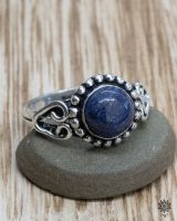 Ring Frowein | Lapislazuli