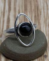 Ring Milla | Obsidian