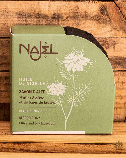 Najel | Aleppo Seife - Schwarzkümmelöl