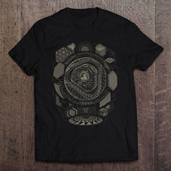 T-Shirt SUB-SPHERE | anthrazit