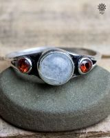 Ring Chandi | Bergkristall #2
