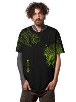 T-Shirt Cyberfox | schwarz