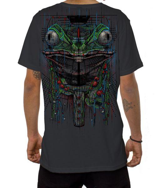 T-Shirt Kambo   grau