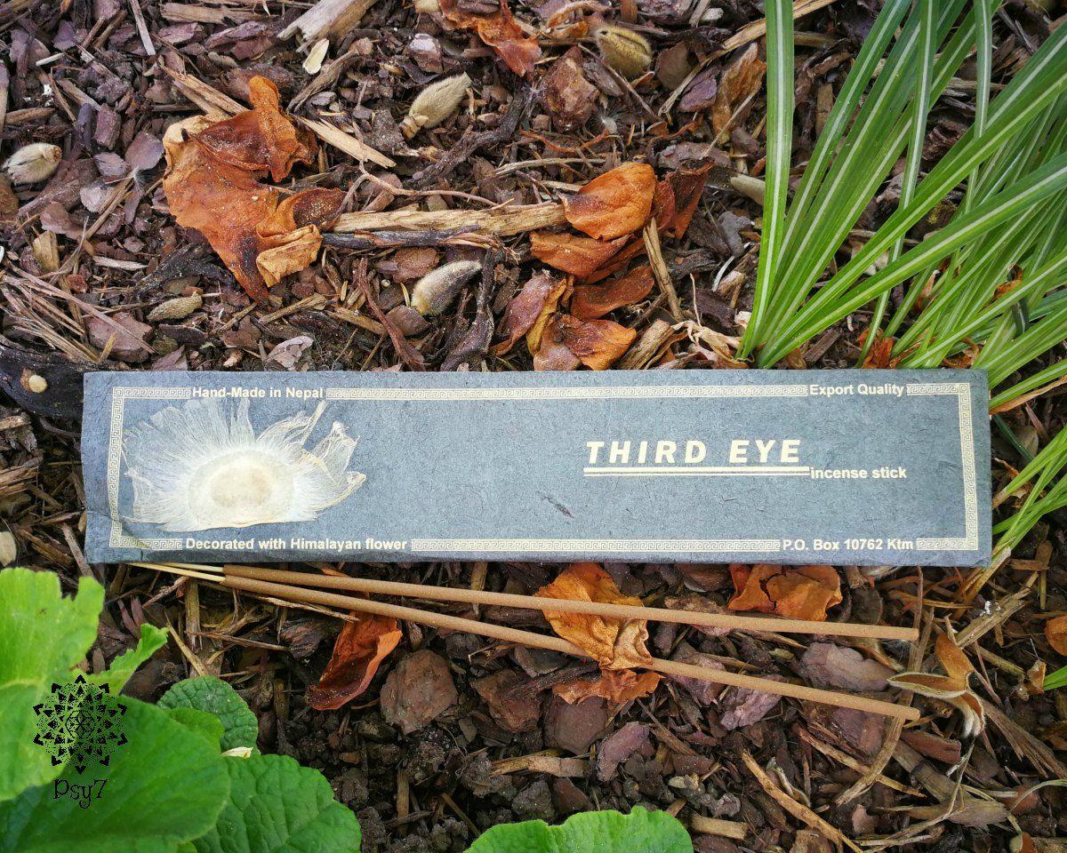 Räucherstäbchen | Himalayan Third Eye
