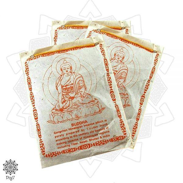 Tibetisches Weihrauchpulver | Buddha