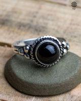 Ring Sorai | Obsidian