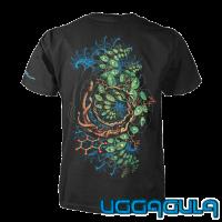 T-Shirt Ayahuasca Spirit | UV-aktiv