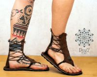 Sandalen | Warrior Goddess #1 - braun