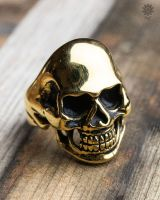 Ring Big Skull