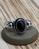 Ring Ida | Obsidian