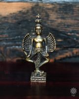 Messingfigur | Avalokitesvara - Schutzherr