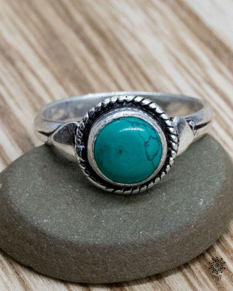 Ring Amaury | Türkis