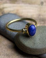 Ring Carax | Lapislazuli