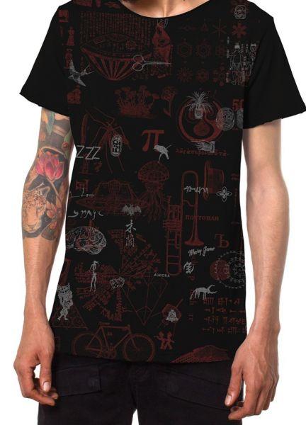 T-Shirt Knot | schwarz