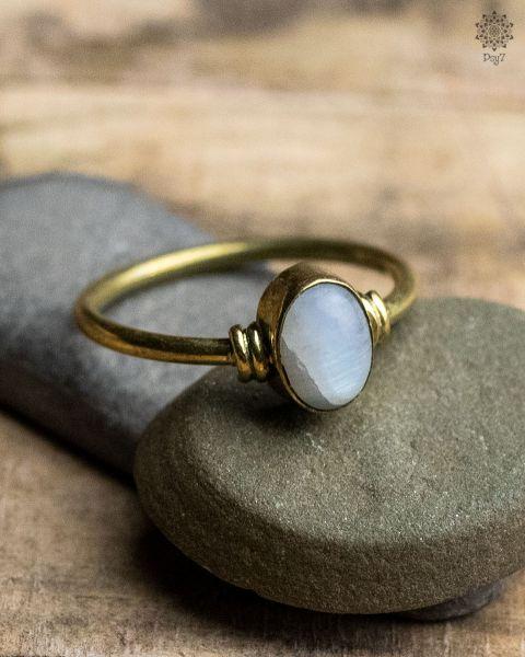Ring Carax | Bergkristall