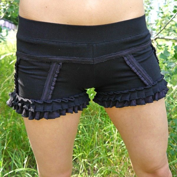 Jungle Shorts | black