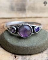 Ring Chandi | Amethyst #2