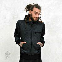 Hooded Zipper | Nibiru men - Sayagata