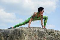 Leggings | Green Fairytale
