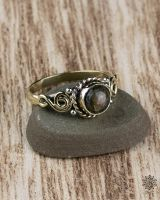 Ring Juna | Labradorit#1