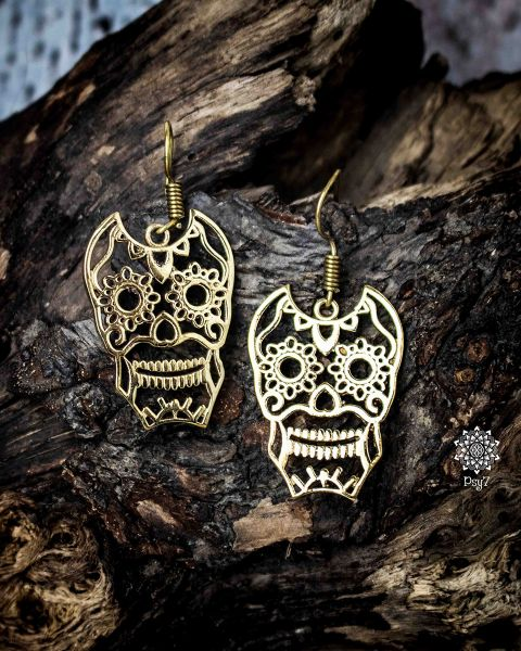Ohrringe | Skull