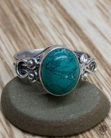 Ring Mina | Türkis