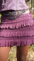 Fasia Skirt | Purple