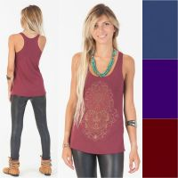 Top Trimurti | blue | purple | wine