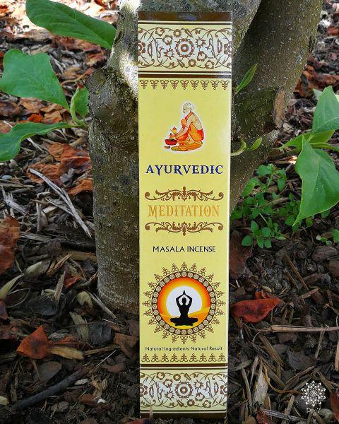 Räucherstäbchen Ayurvedic | Meditation