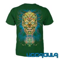T-Shirt Gold Kapala green | UV-aktiv
