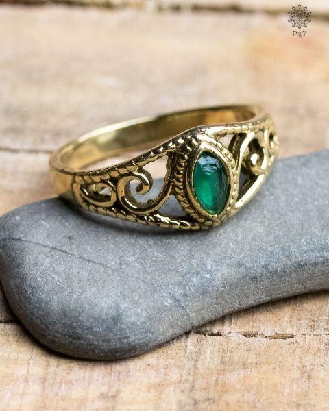 Ring Apollo | Glas #1
