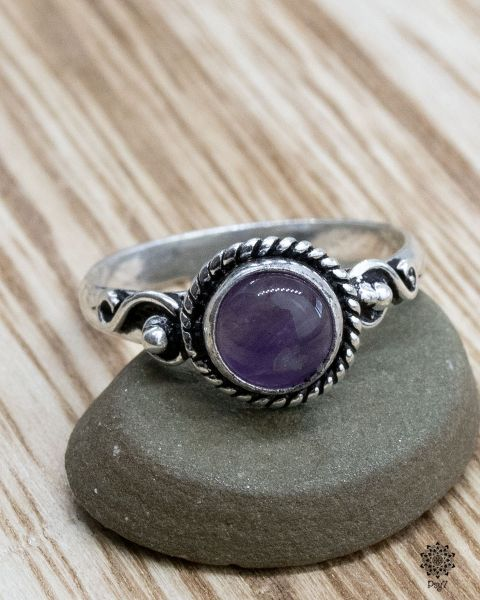 Ring Arved | Amethyst