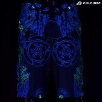 Boardshorts | Radioactive UV- aktiv