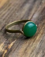 Ring Metzli | Aventurin