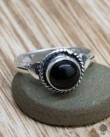 Ring Amaury | Obsidian