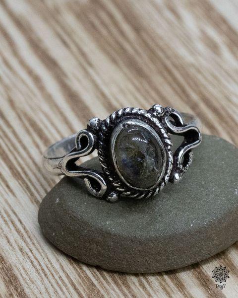 Ring Azilis   Labradorit