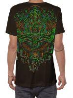 T-Shirt Kaktus | dunkelbraun