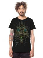 T-Shirt Oracular | schwarz