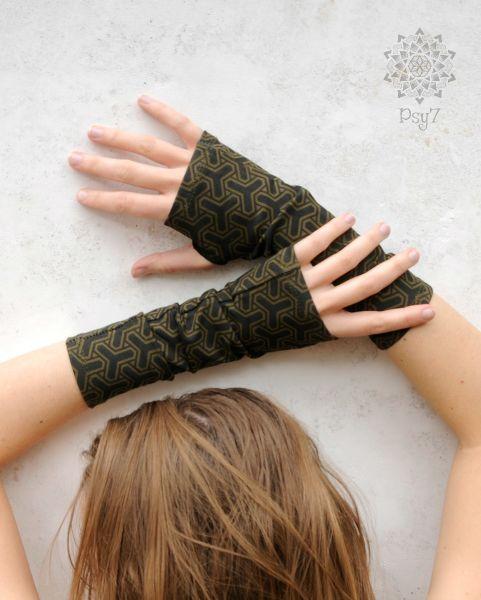 Armstulpen - Handstulpen | Kikko olive