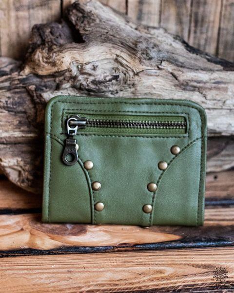 Portemonnaie - Geldbeutel | Ubasti #4 - olive