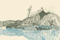 Postkarte | Sacred Lake
