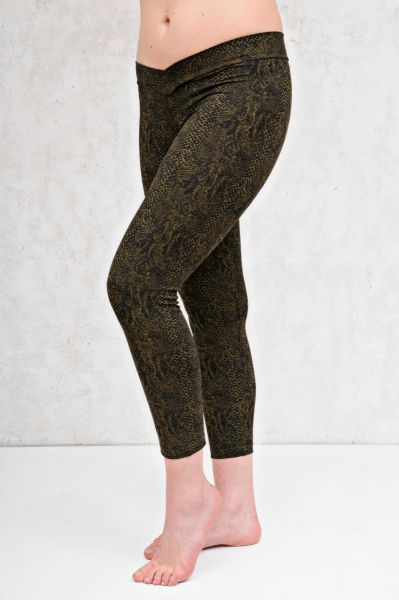 Leggings | Yoga Pants - Snake