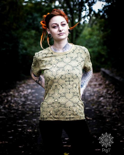 T-Shirt Shipibo | girl