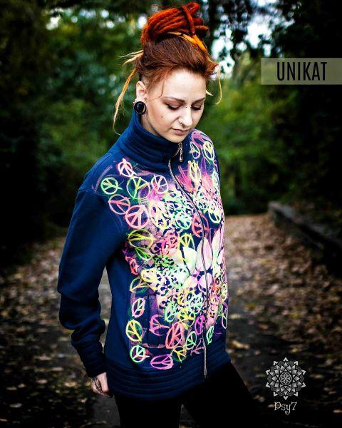 CUBE - Jacke | Lotus Inner Peace - UV - aktiv