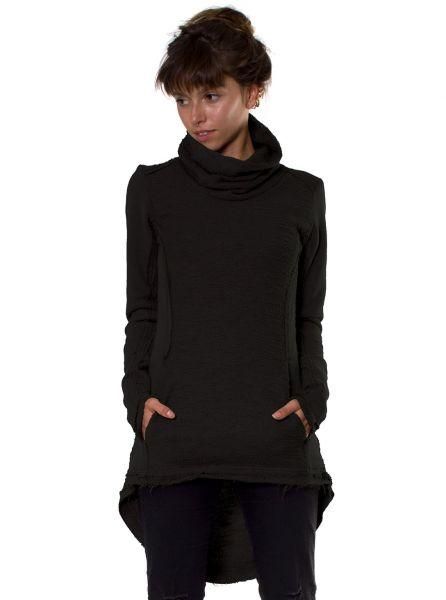 Pullover-Kleid Lakota | black