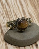 Ring Poppy | Tigerauge