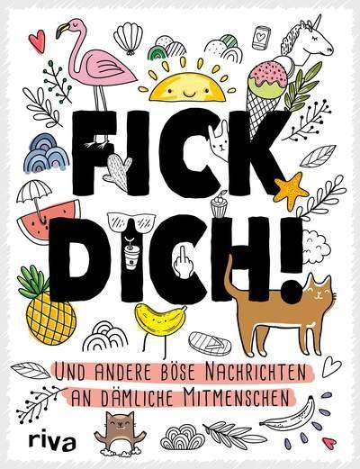 Malbuch | Fick Dich!