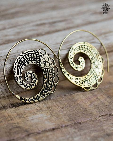 Ohrringe | Spirale #2