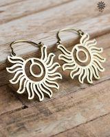 Ohrringe | Sonne
