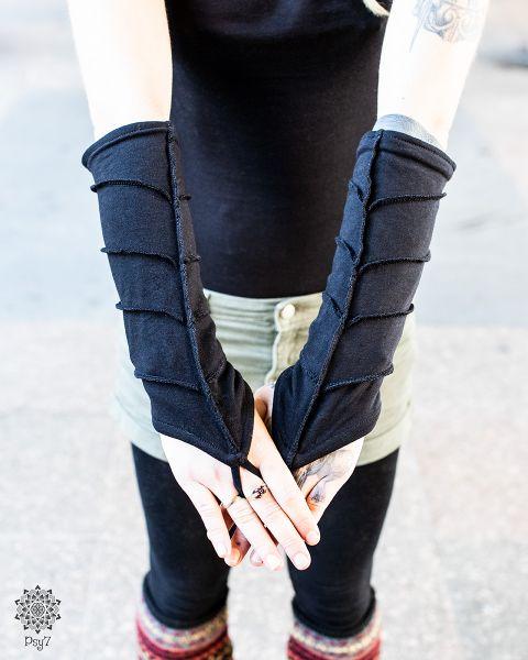 Handstulpen | schwarz